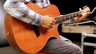 Cole Clark Angel 3 Series Grand Auditorium Acoustic-Electric Guitar