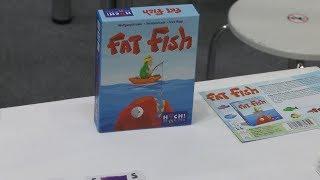 Spielwarenmesse 2018: Fat Fish (Huch)
