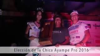 Spot Oficial FESTIVAL TURÍSTICO AYAMPE PRO 2016