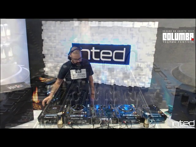 Video en directo de Dj Neil para INTED Electronic Music School