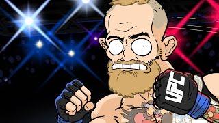 Crazy Conor McGregor