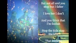 MGMT - Hot Love Drama (with lyrics on screen)