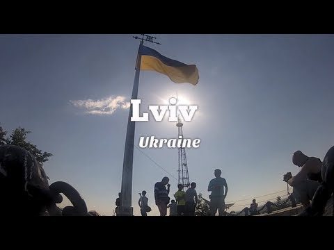 Things to do in Lviv, Ukraine (Travel Video Blog 021)