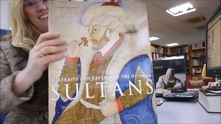 PORTRAITS AND CAFTANS OF THE OTTOMAN SULTANS