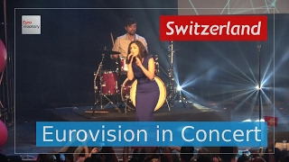 Timebelle - Apollo - Switzerland (Live in 4K!) Eurovision in Concert 2017