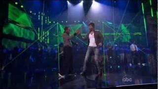 'Tonight' ft. Ludacris [LIVE] @ AMA 2011 - ENRIQUE IGLESIAS