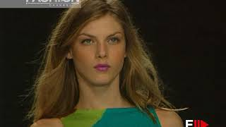 MISSONI Spring Summer 2000 Milan - Fashion Channel