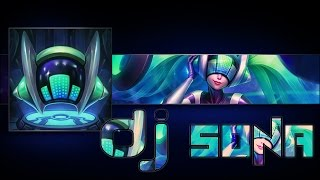 League of Legends | Dj Sona (Preview Habilidades)
