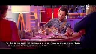 Vianney, en Live - C à vous - 19/06/2017