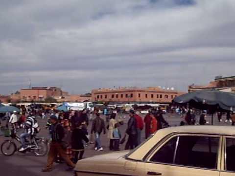 Djemaa el Fnaa Marrakech