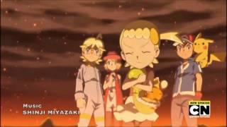 "Pokémon The Series: XYZ Opening English - ""Stand Tall"""