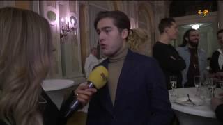 Benjamin Ingrosso avslöjar sina Alla hjärtans dag-planer