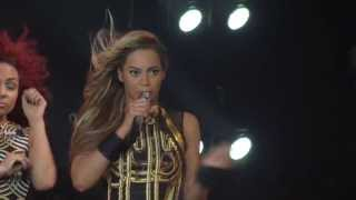 Beyonce - Crazy In Love (Sportpaleis, Antwerp 31.05, Mrs. Carter Show World Tour - Full HD)