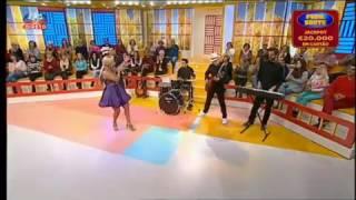 """Maria Lisboa -  Estreia Dançando ao Luar """" Queridas Manhãs Sic """""""