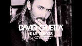 David Guetta - Dangerous ft Sam Martin ( fast forward remix)