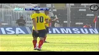 Gol - Cali & El Dandee (Selección Colombia)