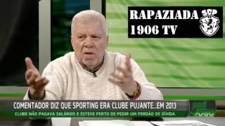#Rapaziada1906 - Carlos Dolbeth responde à letra a Rui Pedro Braz