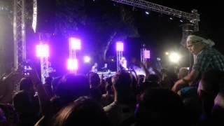 Giovane Disorientato remix live RoccoHunt Cartiera