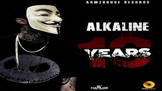 Alkaline - 10 Years - 2015
