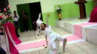 coreografia Para Sempre Te Adorarei