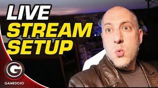 Live Streaming Setup Overview & Walkthrough | Stream Setup