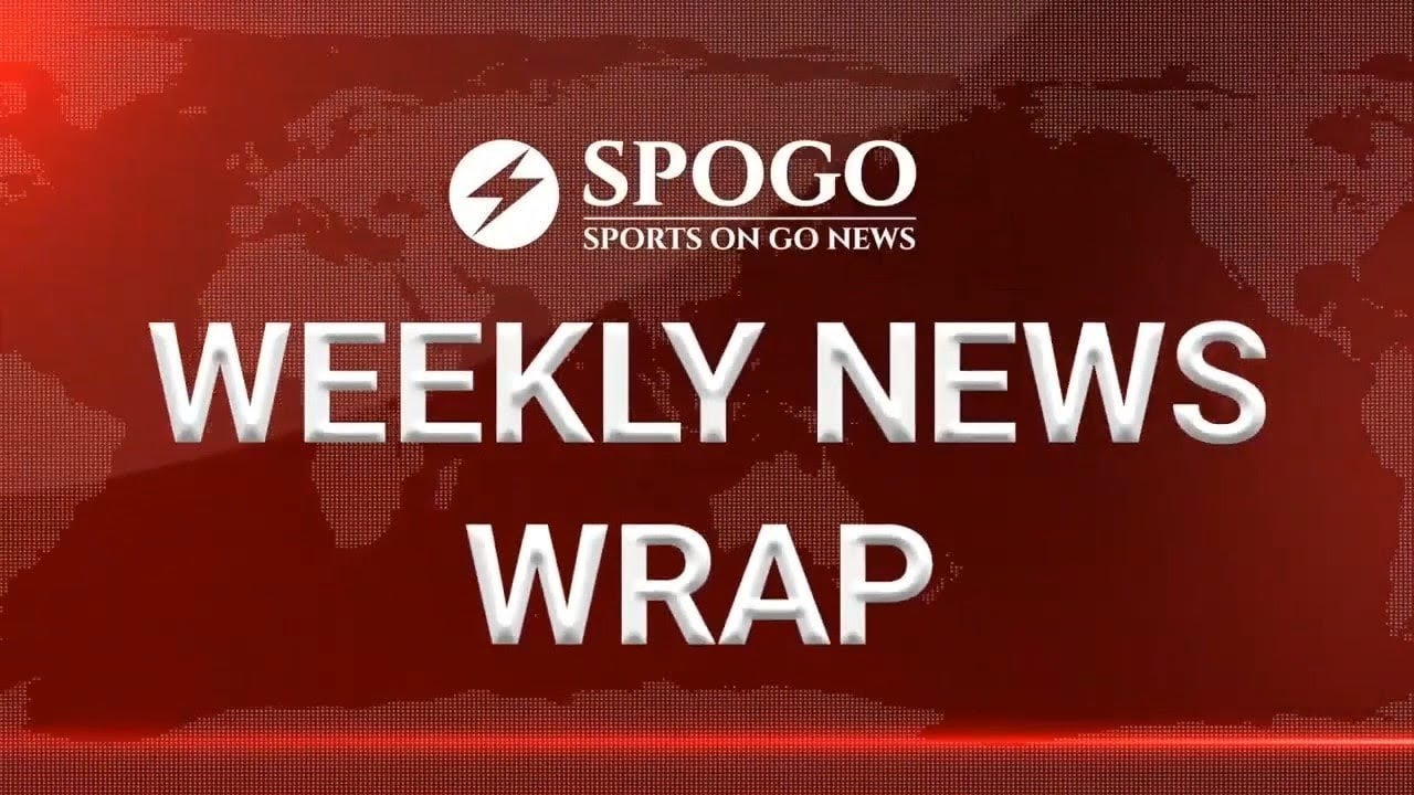 Weekly News Wrap- 6th - 12th June