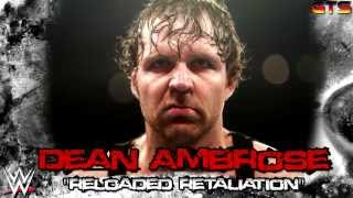 "Dean Ambrose - WWE Custom Theme Song - ""Reloaded Retaliation"" [Download] [HD]"