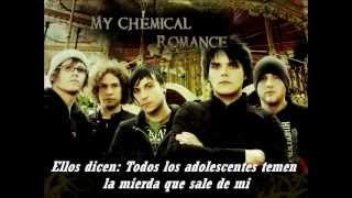 My Chemical Romance - Teenagers En Español + Lyrics