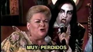 PAQUITA LA DEL BARRIO Y MARILYN MENSON