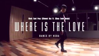 HeDa   Black Eyed Peas - Where Is The Love (Remix)