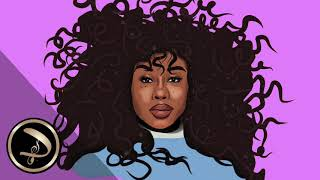 SZA x Chris Brown Type Beat | BACK IN TIME | R&B / Hiphop instrumental beat 2018