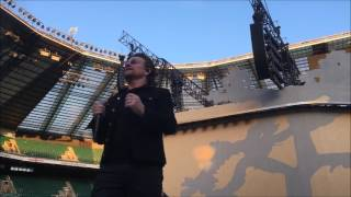 U2 Heroes (David Bowie Cover) /Bad (HD Multicam) from The Joshua Tree Tour 2017