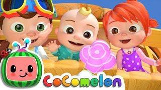 Humpty Dumpty   Cocomelon (ABCkidTV) Nursery Rhymes & Kids Songs