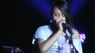 "Jamie Grace ""You Lead"" Live"