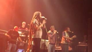 Alborosie - crazy baldhead / Rastafari Anthem 2014 (live)