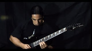 DragonForce Style Improvisation