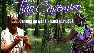 Homenagem a Nanã Buruquê