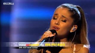 Ariana Grande - My Everything (Live Performance) - Stand Up 2 Cancer