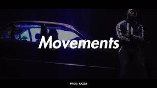 "DigDat x Headie One Type Beat - ""Movements""   UK Drill Instrumental (prod. @kazzaprod)"
