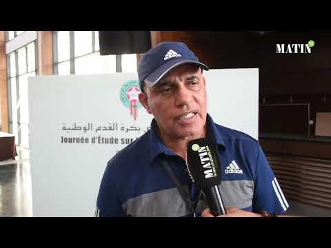 """Video : Abderrahim Talib : """"Je ne peux pas garder les mêmes éléments qui ont failli reléguer l'équipe en D2"""""""