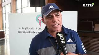 """Abderrahim Talib : """"Je ne peux pas garder les mêmes éléments qui ont failli reléguer l'équipe en D2"""""""