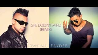 Sean Paul & Faydee - She Doesn't Mind (Remix)