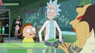 Morty's sex robot