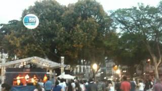 Banda Biltre na Praça Tiradentes