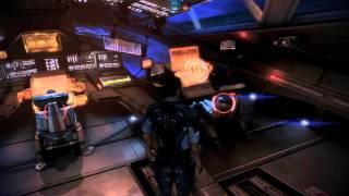 Mass Effect 3 (Male Paragon) - 98 - Act 1 - After Cerberus Attack on Tuchanka: Joker & EDI