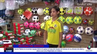 Soccer Nation es el 1er. equipo latino en ganar la copa de menores de Kansas y van a los regionales