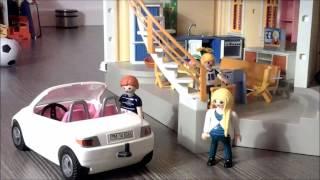 film playmobil Naissance des jumeaux chez loulou didi