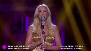Jessica Andersson - Can't Hurt Me Now (Live at Melodifestivalen 2015 - Semi Final 1)