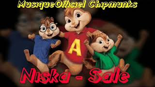Niska - Salé (Version Chipmunks)