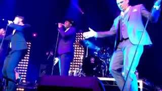 Blue - Too Close live in Roundhouse London 29th March 2015